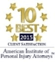 10 Best in Client Satisfaction